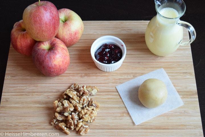 Bratapfel Rezept einfach und schnell