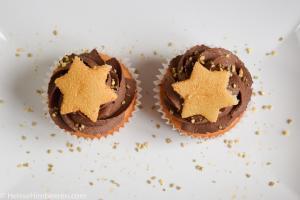 Cupcakes Rezept Schoko