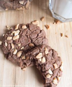 Schoko-Erdnussbutter-Cookies-15