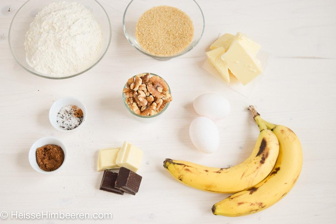 Bananenkuchen Rezept