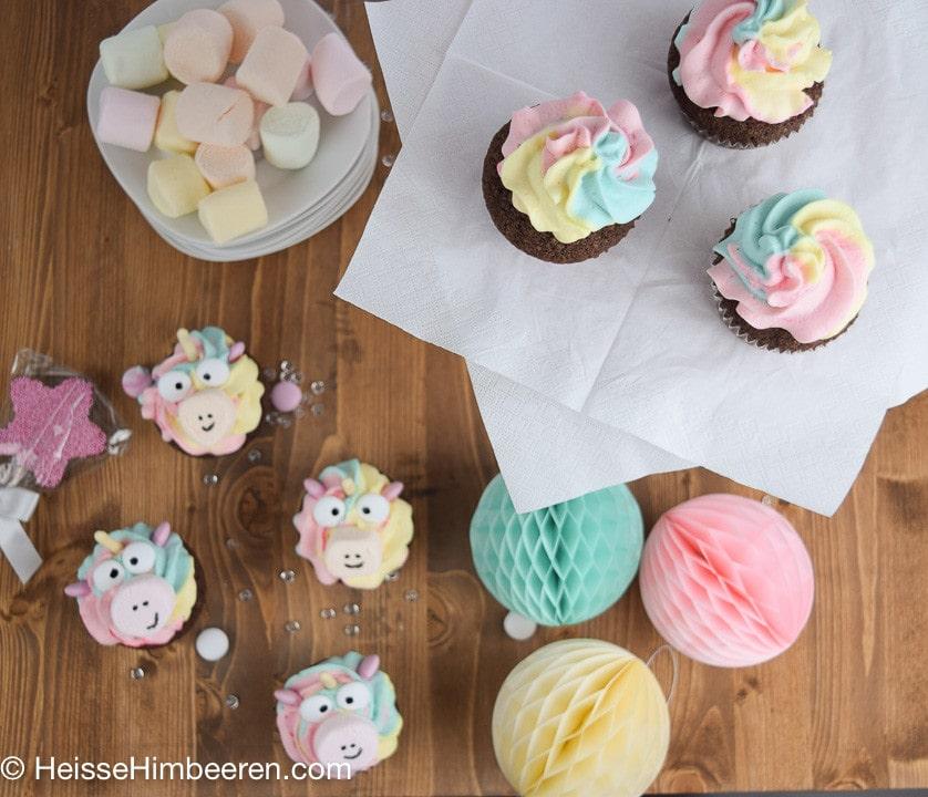Einhorn_Cupcakes-12