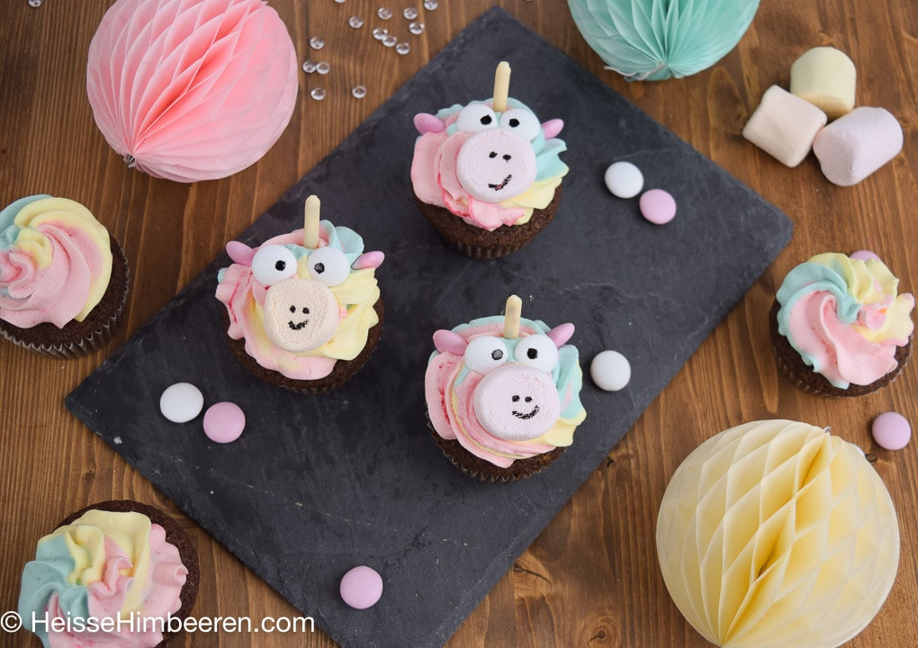 Einhorn_Cupcakes-6