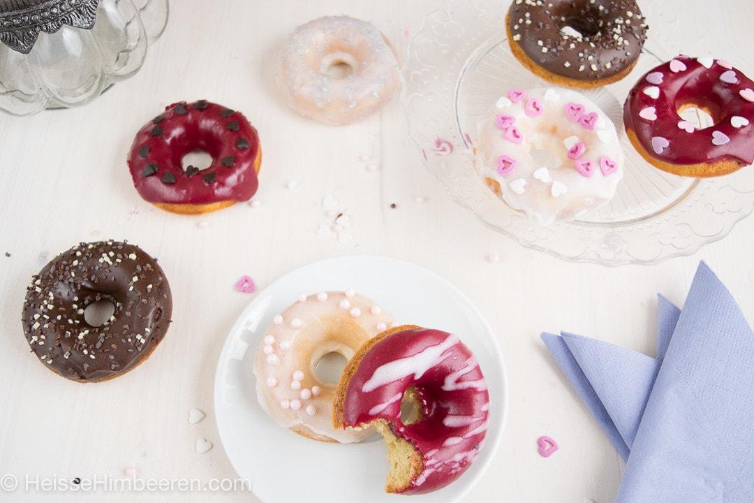 Gebackene Donuts-10