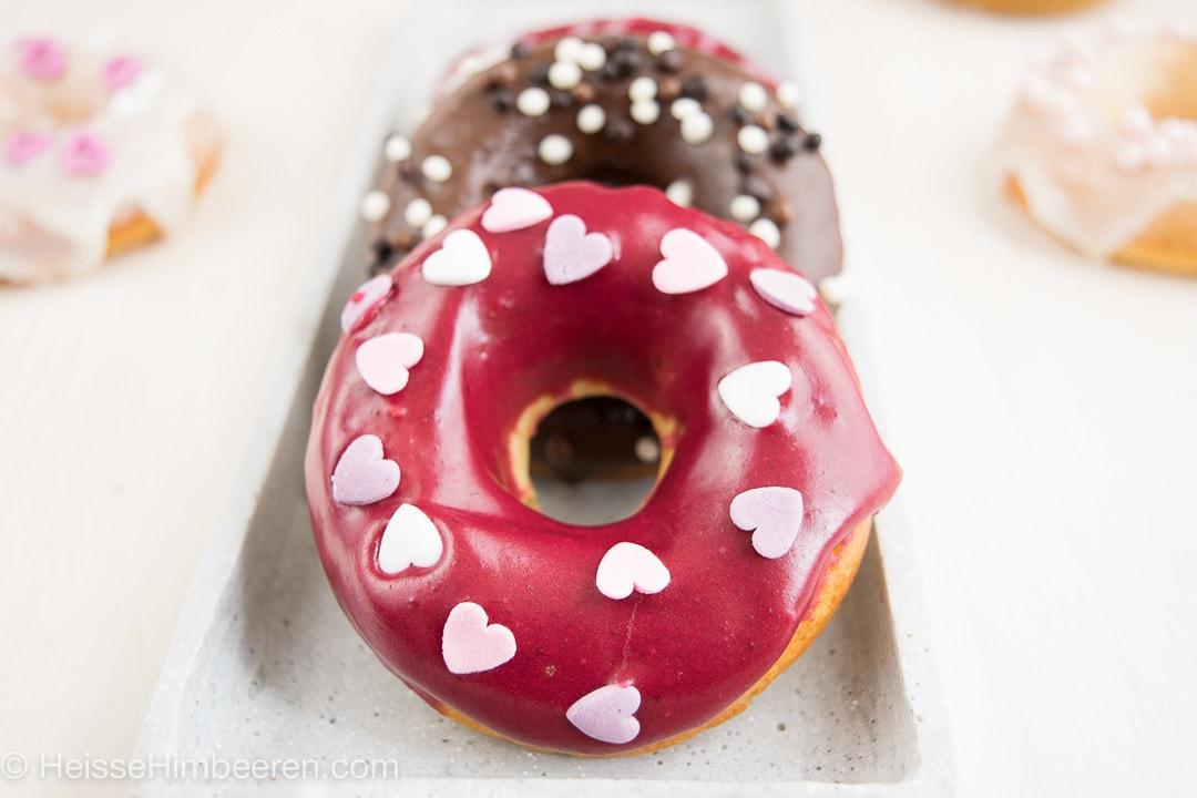 Donut Rezept