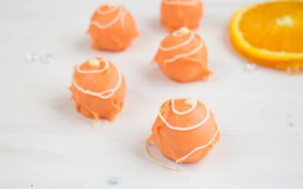 orangen pralinen