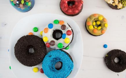 donut toppings