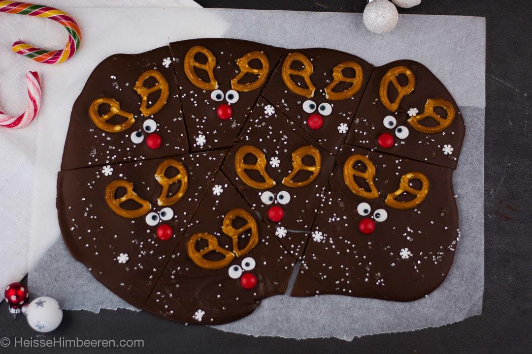 adventskalender schokolade