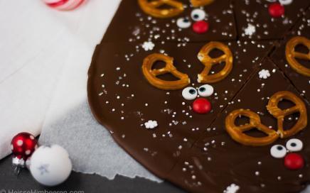 DIY Adventskalender Schokolade