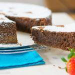 Torta Caprese – Schokokuchen auf Italienisch