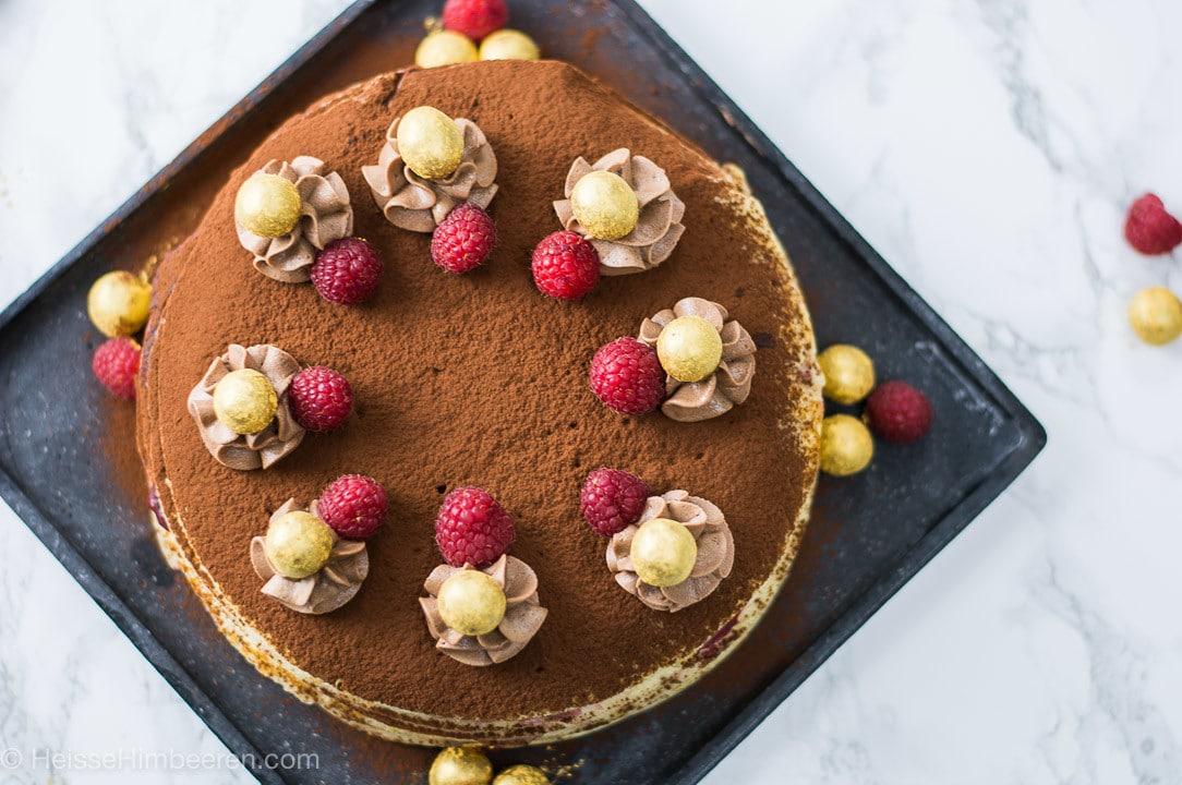 Crêpe Torte – Schokoladig, fruchtig, lecker