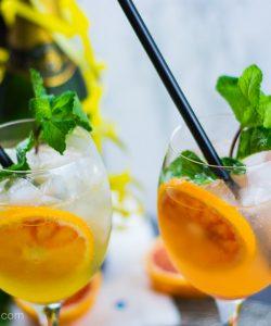 gin prosecco cocktail