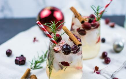 Weihnachtlicher Moscow Mule