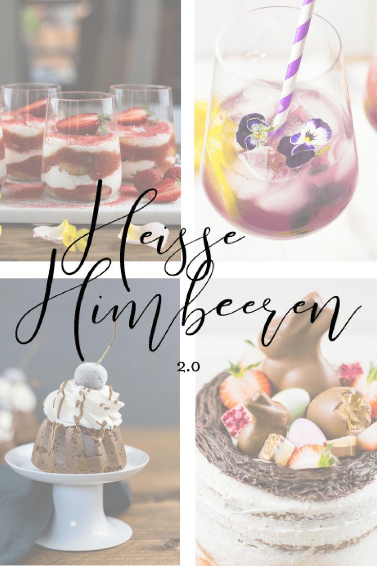 Heisse Himbeeren ist seit 2015 der Blog für süße Kreationen aus dem Backofen. Warum sich das nun ändert und wie es weiter geht erfährst Du in diesem Blogbeitrag.