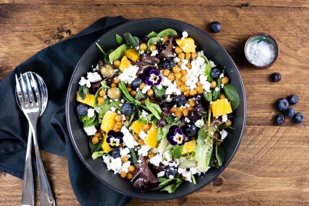 orientalische salate