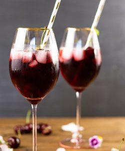 cocktail kirschsaft