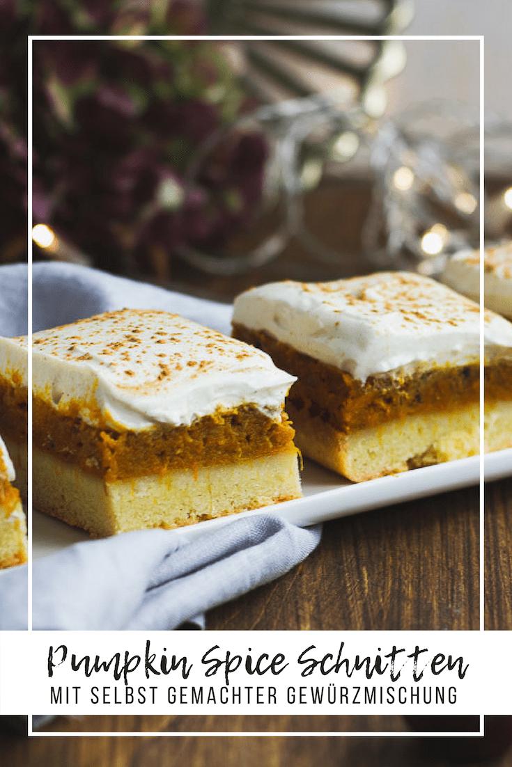 Leckerer Mürbeteig trifft eine cremige, aromatische Kürbiscreme und die leckerste Frischkäsecreme mit Zimt.