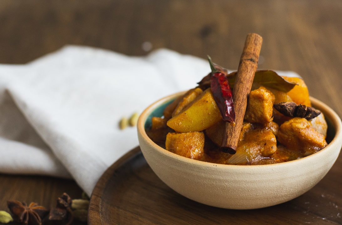 Das beste Curry Rezept