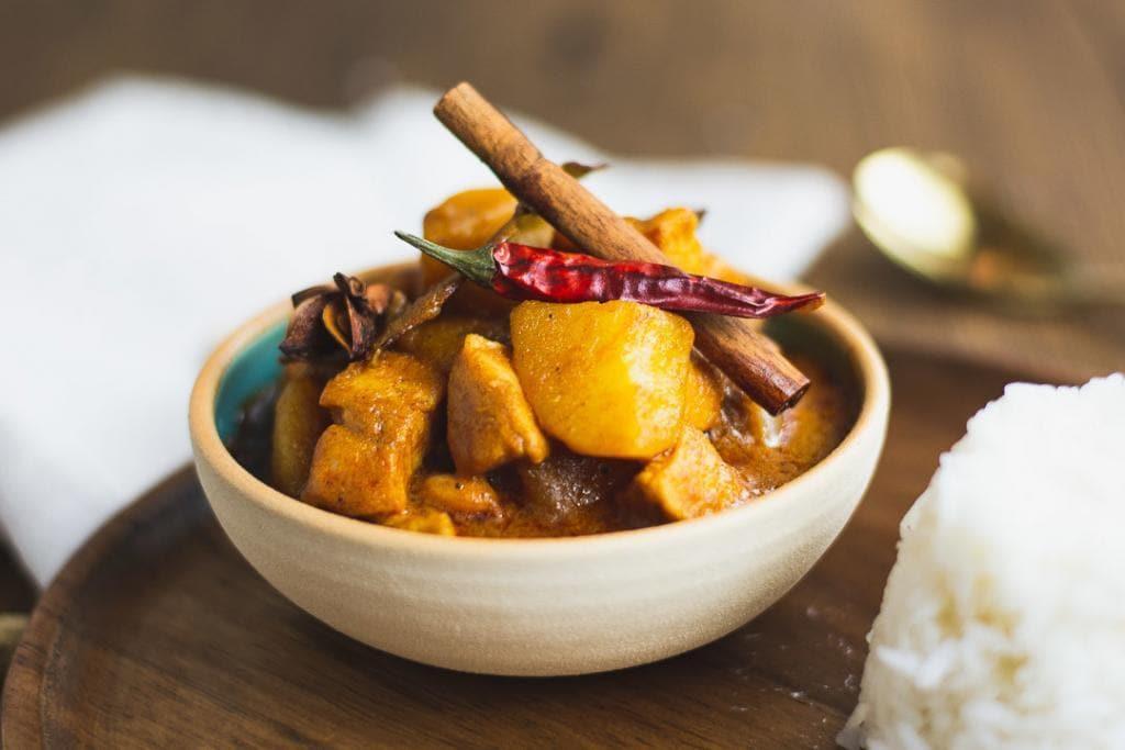 beste thai curry paste