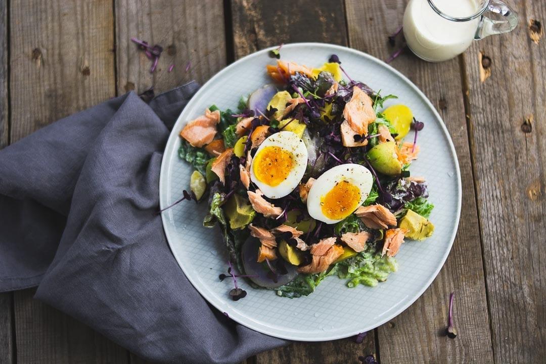 Glücklichmacher Salat