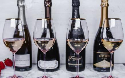 Champagner oder Sekt unterschiede