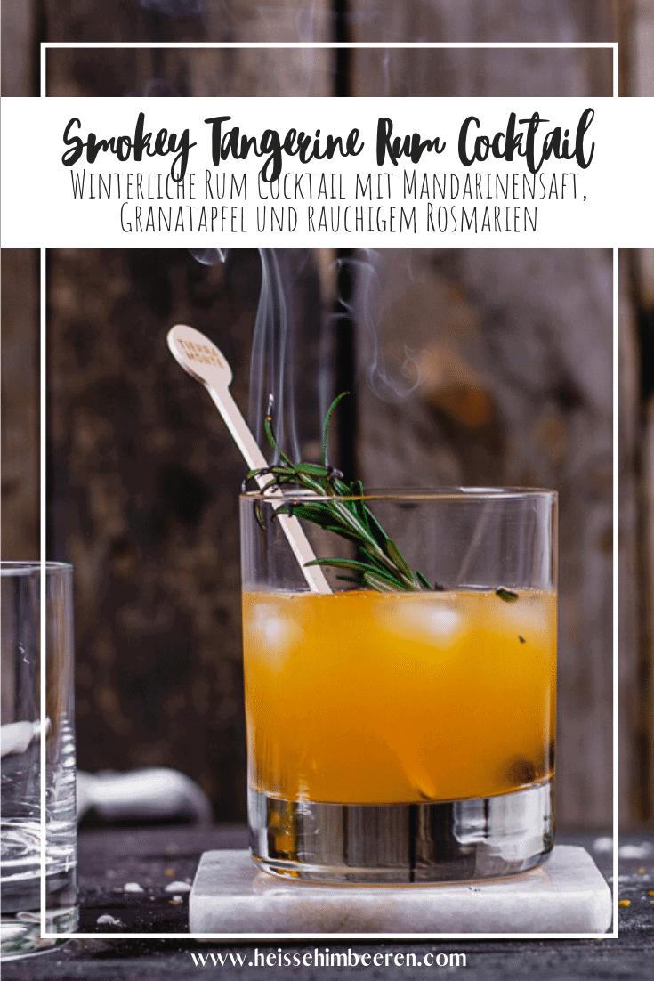 Rum Cocktail Grafik