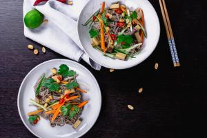 Soba Nudel Salat
