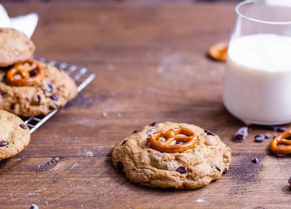 Chocolate Chip Cookie Closeup