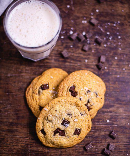 Cookies mit weichem Kern - schokoladig lecker und super saftig